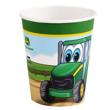 John Deere Johnny Tractor 9 oz. Cups