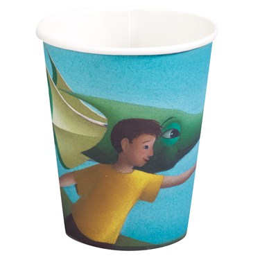 Puff, the Magic Dragon 9 oz. Paper Cups