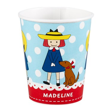 Madeline 9 oz. Paper Cups