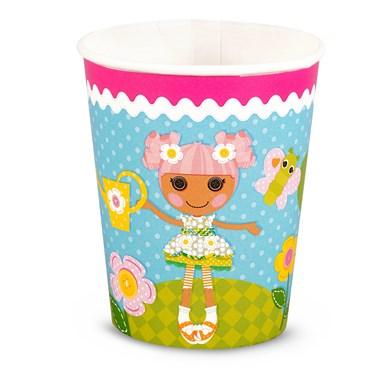 Lalaloopsy 9 oz. Paper Cups