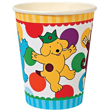 Spot 9 oz. Paper Cups