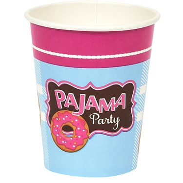 Pajama Party 9 oz. Paper Cups