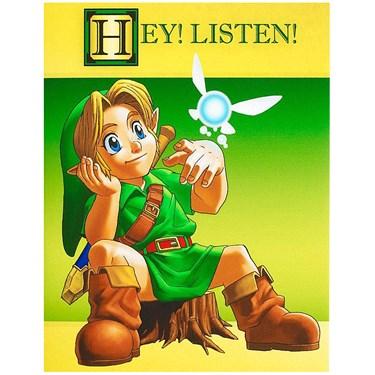 The Legend of Zelda Invitations