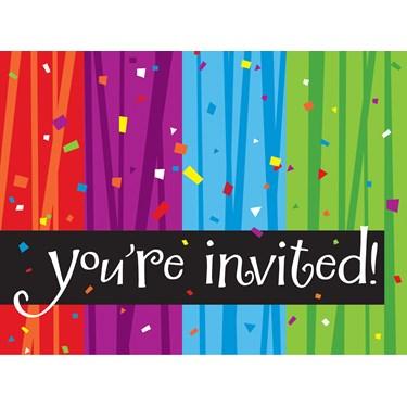 Milestone Celebrations Invitations