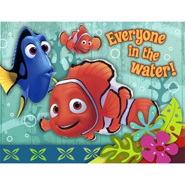 Disney Nemo's Coral Reef Invitations