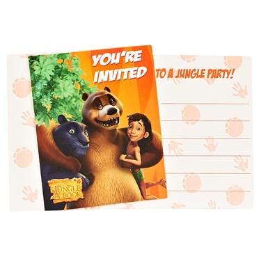 The Jungle Book Invitations