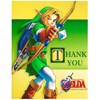 The Legend of Zelda Thank-You Notes