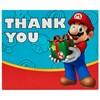 Super Mario Party Thank-You Notes