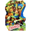 Teenage Mutant Ninja Turtles Thank-You Notes