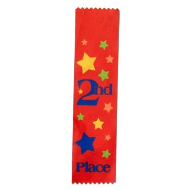 """""""2nd Place"""" Award Ribbons"""
