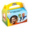 Super Mario Bros. Personalized Empty Favor Boxes