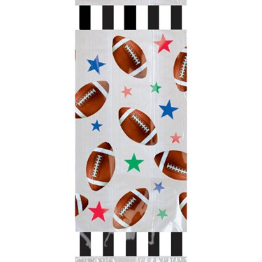 Football Treat Bags
