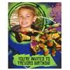 Nickelodeon Teenage Mutant Ninja Turtles - Personalized Invitations (8)