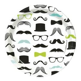 Mustache Man)