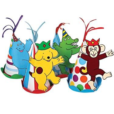 Spot Party Hats