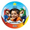 Super Mario Bros. Personalized Dinner Plates