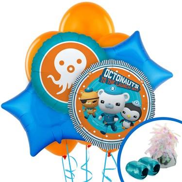 The Octonauts Balloon Bouquet