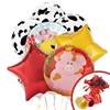 Barnyard Balloon Bouquet
