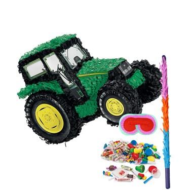 John Deere Tractor Pinata Kit