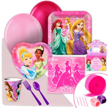 Very Important Princess Dream Party Value Party Pack