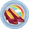 Wizard of Oz Party - Dessert Plates (8)