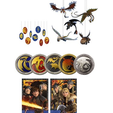 How to Train Your Dragon 2 - Room Transformation Kit