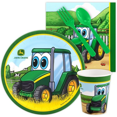 Johnny Tractor Playtime Snack Pack
