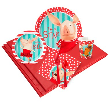 Olivia Just Because Party Pack for 8