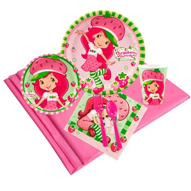 Strawberry Shortcake Just Because Party Pack for 8