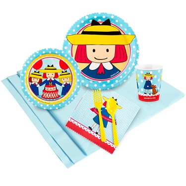 Madeline Just Because Party Pack for 8