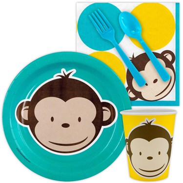 Mod Monkey Playtime Snack Pack
