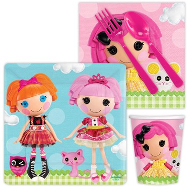 Lalaloopsy Playtime Snack Pack