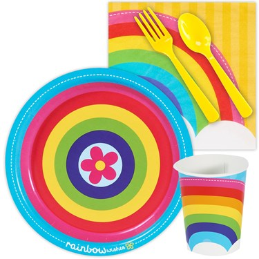 Rainbow Wishes Playtime Snack Pack