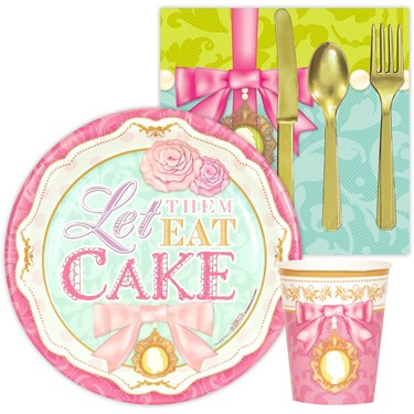 Let Them Eat Cake Snack Party Pack