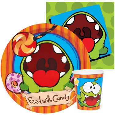 Cut the Rope Playtime Snack Pack