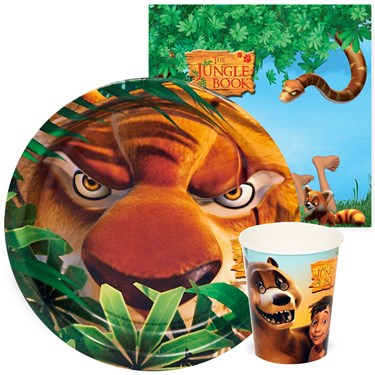 The Jungle Book Playtime Snack Pack