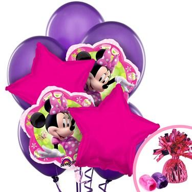 Disney Minnie Dream Party Balloon Bouquet