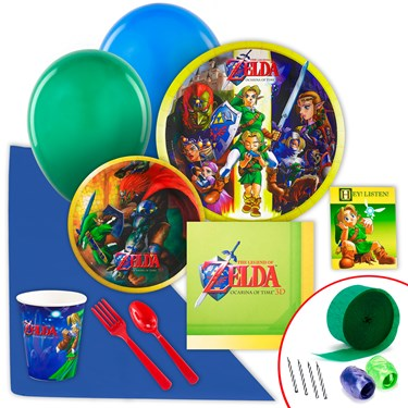 The Legend of Zelda Value Party Pack