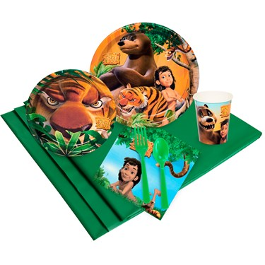 The Jungle Book Just Because Party Pack for 8