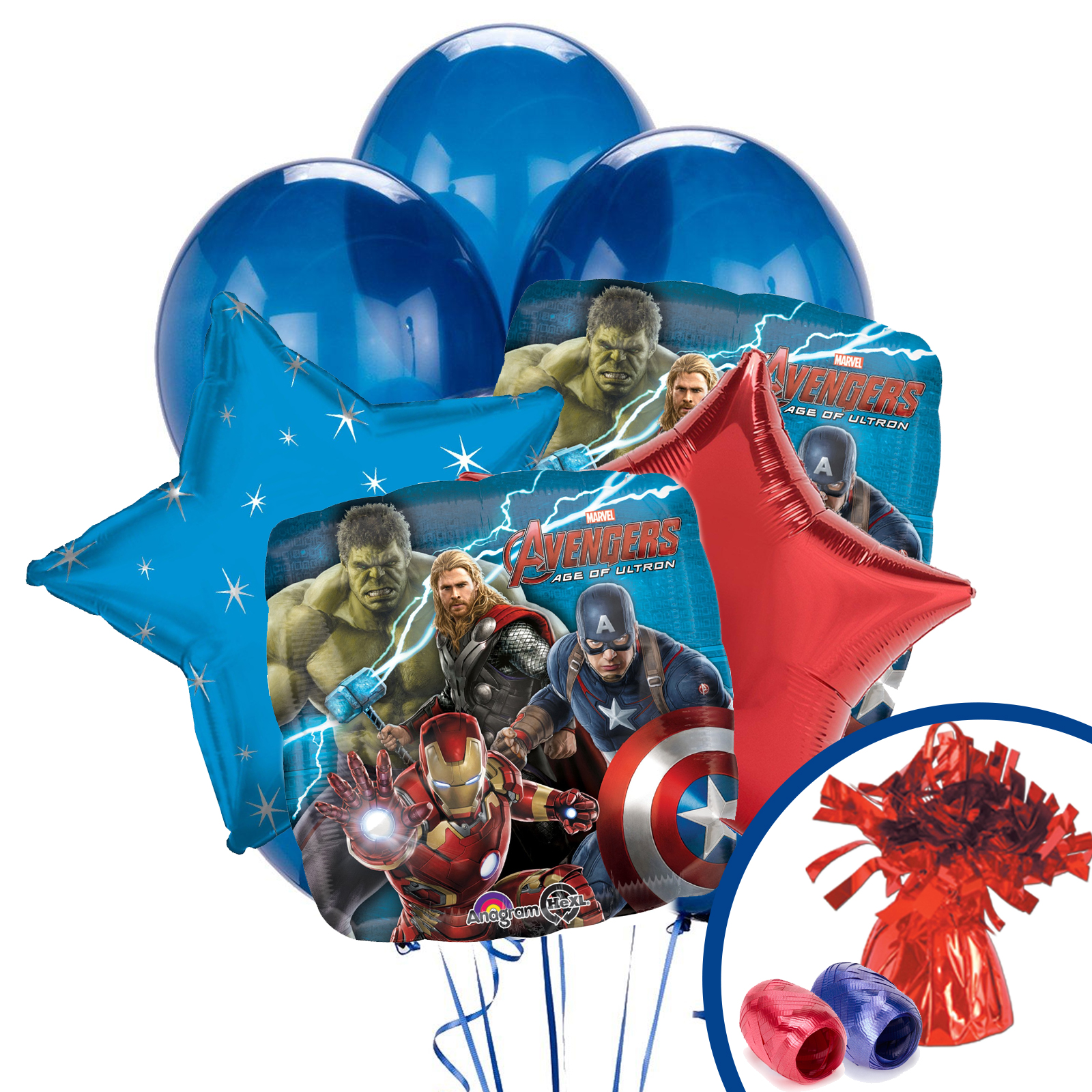Goody Bags Hallmark Party Express Thor Party Favors