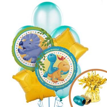 Little Dino Balloon Bouquet