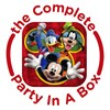 Mickey Mouse Playtime Party in a Box