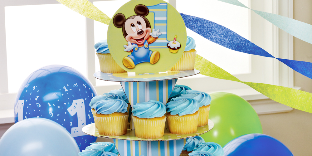 Mickey Mouse 1st Birthday Png Mickey 1st Birthday Party