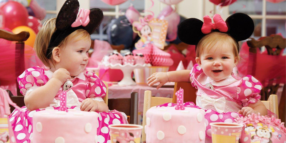 Red Minnie Mouse 1st Birthday Minnie Mouse 1st Birthday