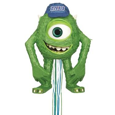 Disney Monsters University 3D Pull String Pinata