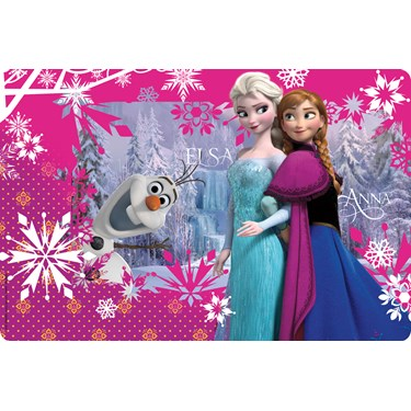 Disney Frozen Placemat (1)