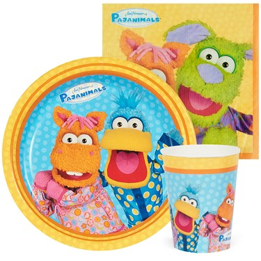 Pajanimals Playtime Snack Pack