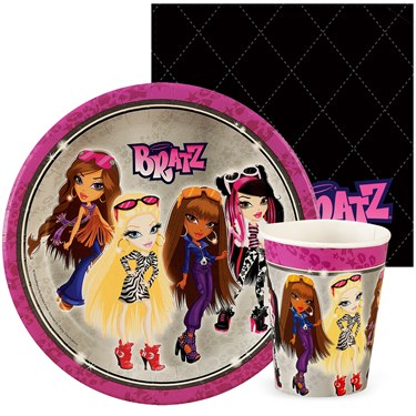 Bratz Playtime Snack Pack