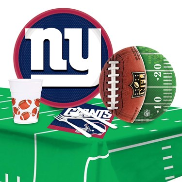 NFL New York Giants Just Because Pack for 8