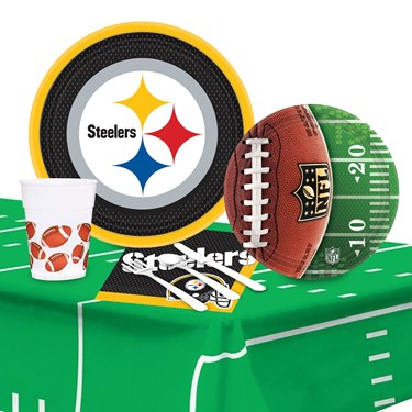 NFL Pittsburgh Steelers Just Because Pack for 8